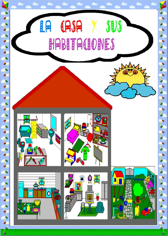 Mi casa a1 vocabulario de la casa hispanic horizons un blog para practicar tu espa ol - La casa de mi tresillo ...